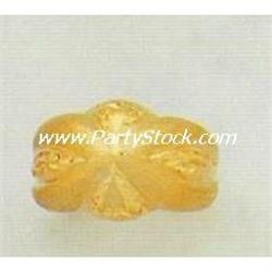HEAVY! 14K SOLID YELLOW ORIENTAL GOLD RING 6.0 GR