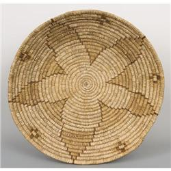 Mecalero Apache Basketry Tray.