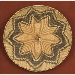 Apache Star Basketry Tray.