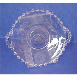 Early 1900's Candlewick  Etched Dish #859446