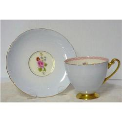Shelley Cup & Saucer DAINTY #859462