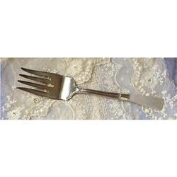 Lrge.Serving Fork Pearl & Sterling #859463