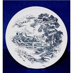 Wedgwood Plate COUNTRYSIDE #2 #859477