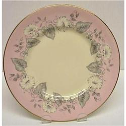 "Myott & Son Plate ""MORNING GLORY"" #859485"