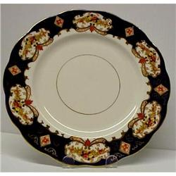 "Royal Albert ""DERBY"" Dinner Plate #859487"