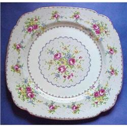 ROYAL ALBERT PETIT POINT DINNER PLATE  #2 #859499