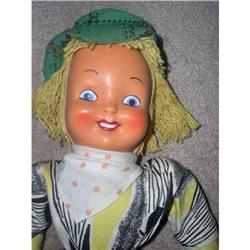 Doll made in Poland with mask face #859527