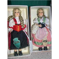 Treasures of Italy Dolls Mint in Box  #859547