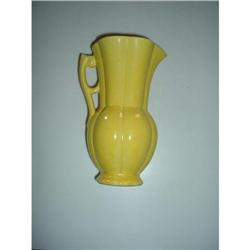 Art Nouveau American Pottery Pitcher #859905