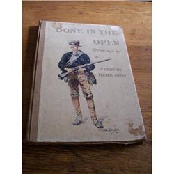 "Frederic Remington ""Done In The Open""Book Of #859924"