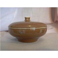 Russell Wright Sugar Bowl Nutmeg #860503
