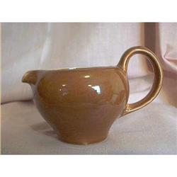 Russell Wright Cream Pitcher Nutmeg #860504