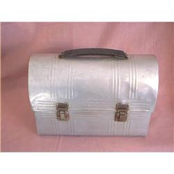 Aluminum Dome Top Lunch Box #860511