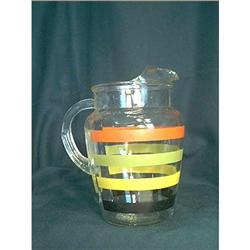Glass Beverage Pitcher #860518
