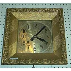 Electric Wall Clock General Electric     #860533