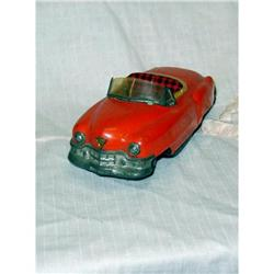 Toy Cadilac Tin Convertible Car #860539