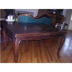 French Refectory Dining Table #867078