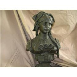 Bust by Salison- from 1876 of woman #867093