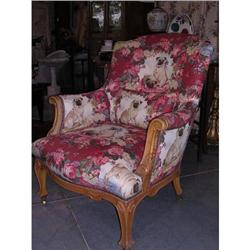 French Satinwood Chair #867112