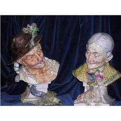 French Porcelain Figurines #867117
