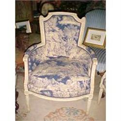 PAIR OF FRENCH  COUNTRY ARMCHAIRS #867183