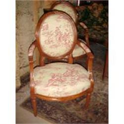 PAIR OF FRENCH ARMCHAIRS #867184