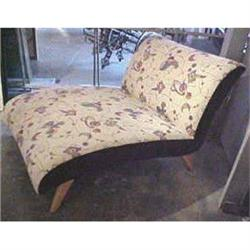 Mid Century Modern Double Chaise Lounge #867197