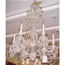 French Baccarat Crystal Chandelier #867213