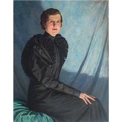 Portrait of a Lady  by Maurice Codner #867236