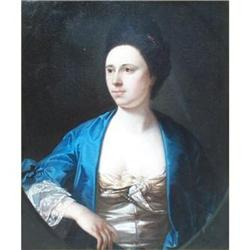 Portrait of a Lady  by Tilley Kettle (1734-1786 #867253
