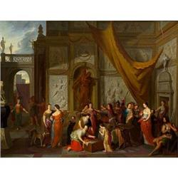 Achilles Among the Daughters of Lycomedes #867265