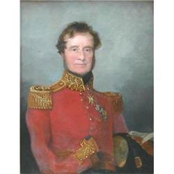 Portrait of  Lord Fitzroy James Henry Somerset, #867288