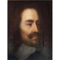 Portrait of King Charles I, painted within #867298