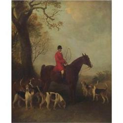 Master of Fox Hounds atributed to Francis Grant #867300
