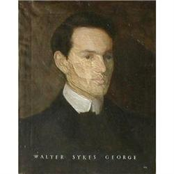 Portrait of Walter Sykes George 1881-1962, #867301