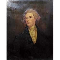 Portrait of William Pitt the Younger,   #867304
