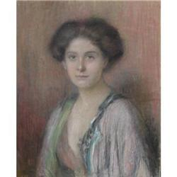 Portrait of Edith Craig 1869-1947, painted by #867309