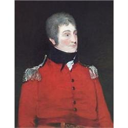 Portrait of an Army Officer said to be a Lane #867322
