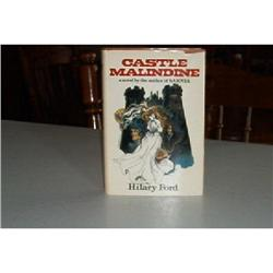 Book-Castle Malindine by Hilary Ford #862764