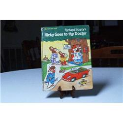 Big Little Golden Book-Nicky Goes To The Doctor #862769