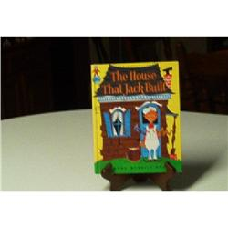 Book-The House That Jack Built  #862770