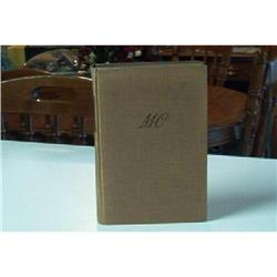 BOOK-Madame Curie-A Biography by Eve Curie #862800