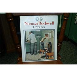 Book-50 Norman Rockwell Favorites  #862832