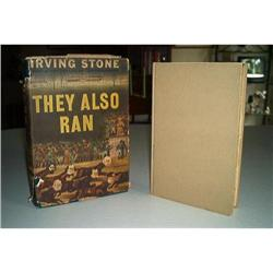 Two Books By Irving Stone #862846
