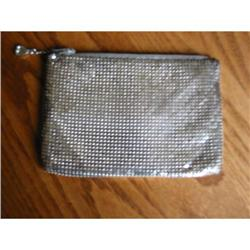 Vintage Whiting and Davis Mesh Purse #862993