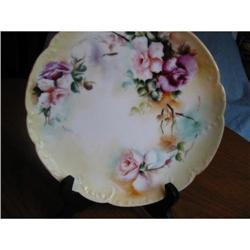 Antique Haviland French Limoges Hand Painted #862999
