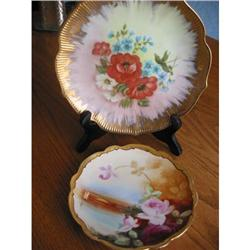 Pickard Hand Painted Limoges Plate #863001