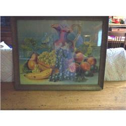 Large Early Fruit Print #863188