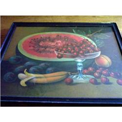 Fruit and Watermelon Print #863190