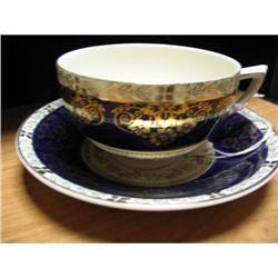Ducal Cup & Saucer #863226